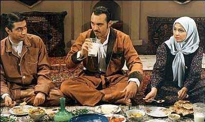 گلاره-عباسی-،-کامبیز-دیرباز-و-پارسا-پیروزفر