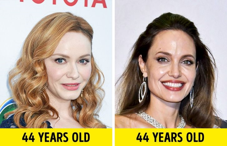 چرا بعضی زن ها کمتر از سن شان به نظر می رسند و بعضی دیگر بیشتر؟