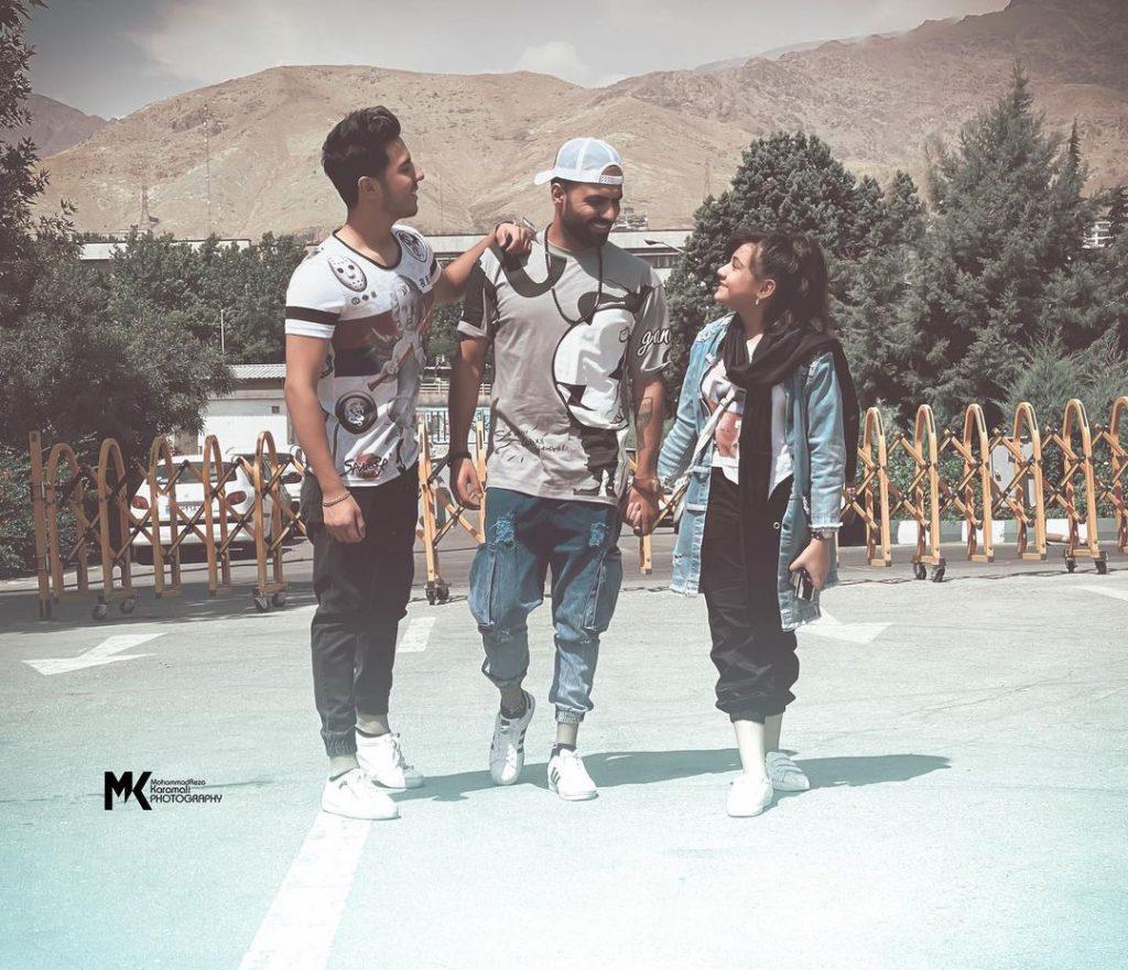 رضا شیری خواننده معروف ایرانی بدون خداحافظی از ایران رفت!