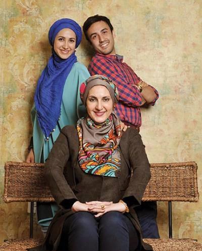 فاطمه-گودرزی-و-فرزندانش (1)