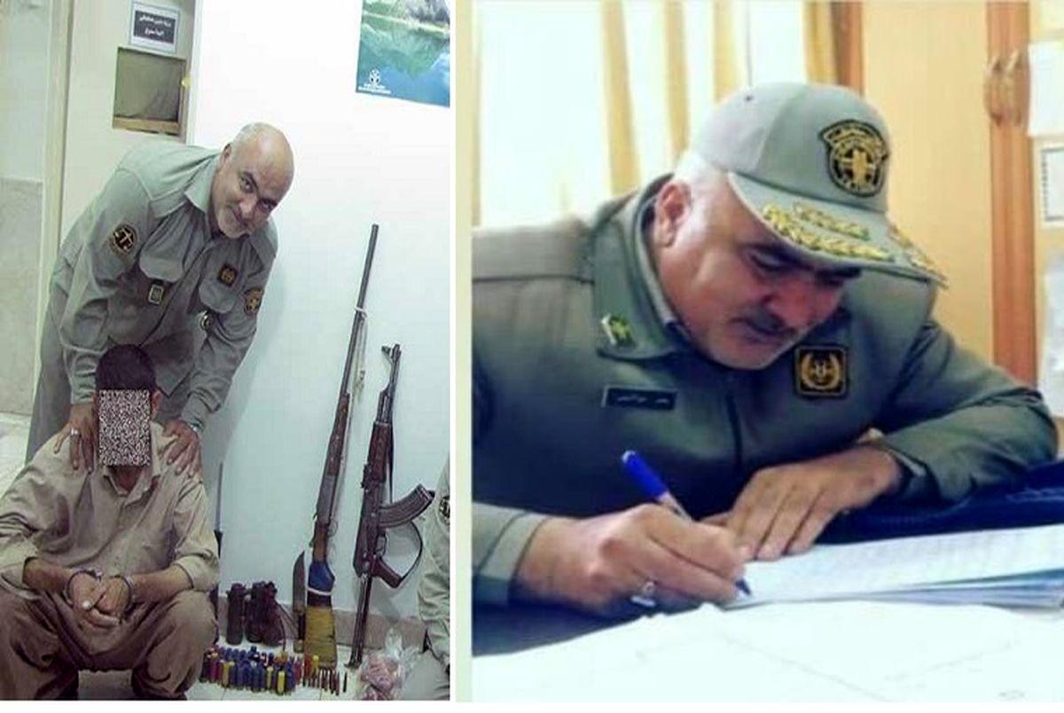 ترور محمدتقی تقی زاده رئیس سابق محیط زیست دماوند