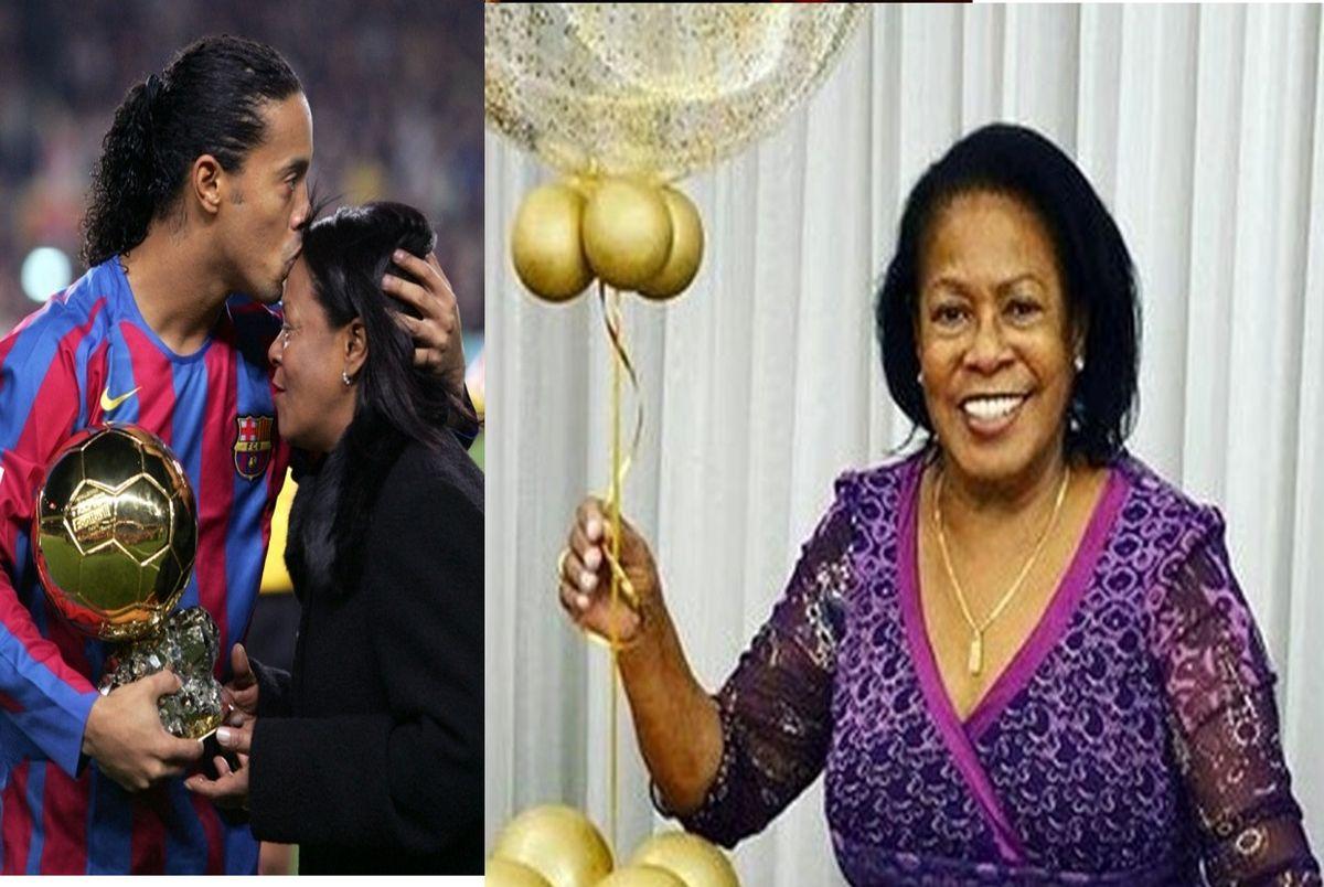 (عکس) مادر جذاب رونالدینیو هم قربانی کرونا شد!