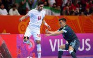 (ویدئو) خلاصه بازی فوتسال ایران - ازبکستان؛ جام جهانی لیتوانی
