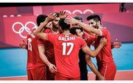 (ویدیو) خلاصه بازی والیبال ایران ونزوئلا المپیک 2020 دوشنبه 4 مرداد