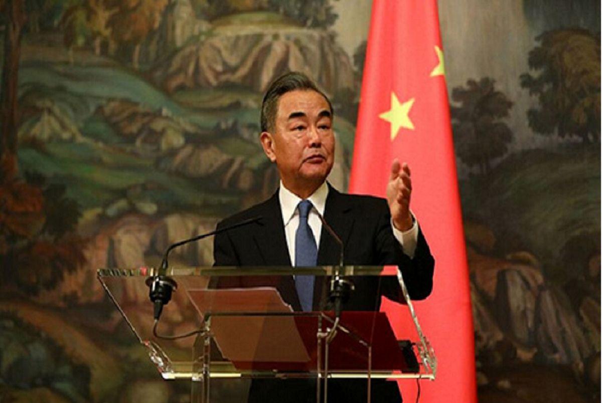 بیانیه وزیر خارجه چین درباره سفر به ایران