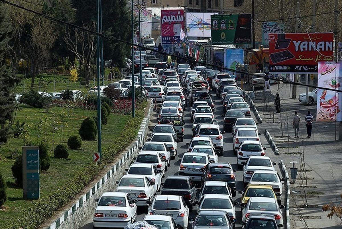 ۱۶ میلیون تردد خودرویی در جادههای البرز ثبت شد