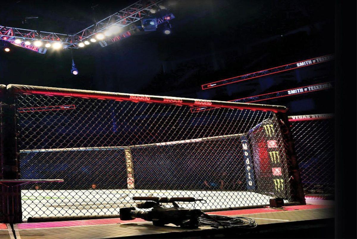 مبارزه در قفس (رشته MMA) آزاد شد؟!