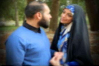 توضیح الهام چرخنده درباره اینکه چگونه عاشق یک روحانی شد