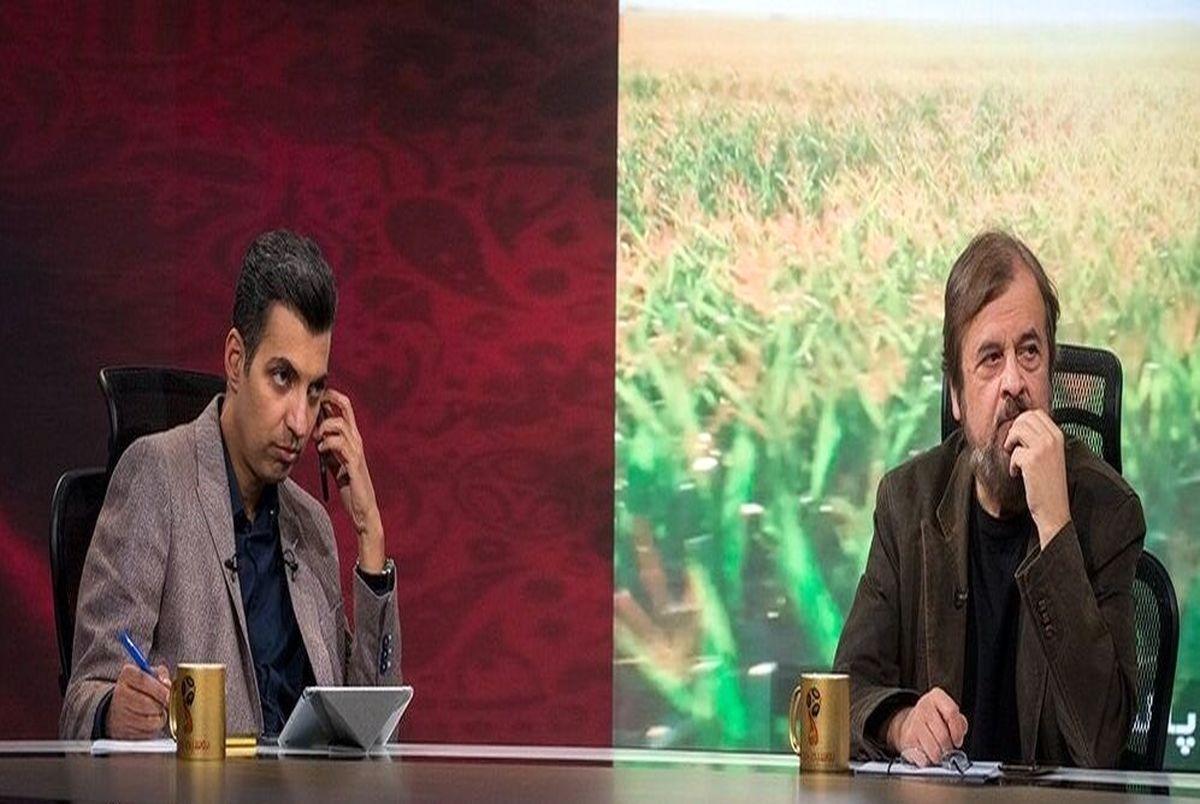 عادل فردوسی پور و دکتر صدر