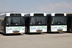 خرید ۸۱ دستگاه اتوبوس جدید توسط شهرداری کرج
