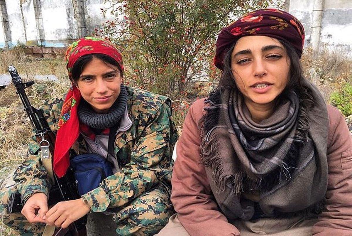 (ویدیو)جنجال گلشیفته فراهانی درباره استقلال کردستان!