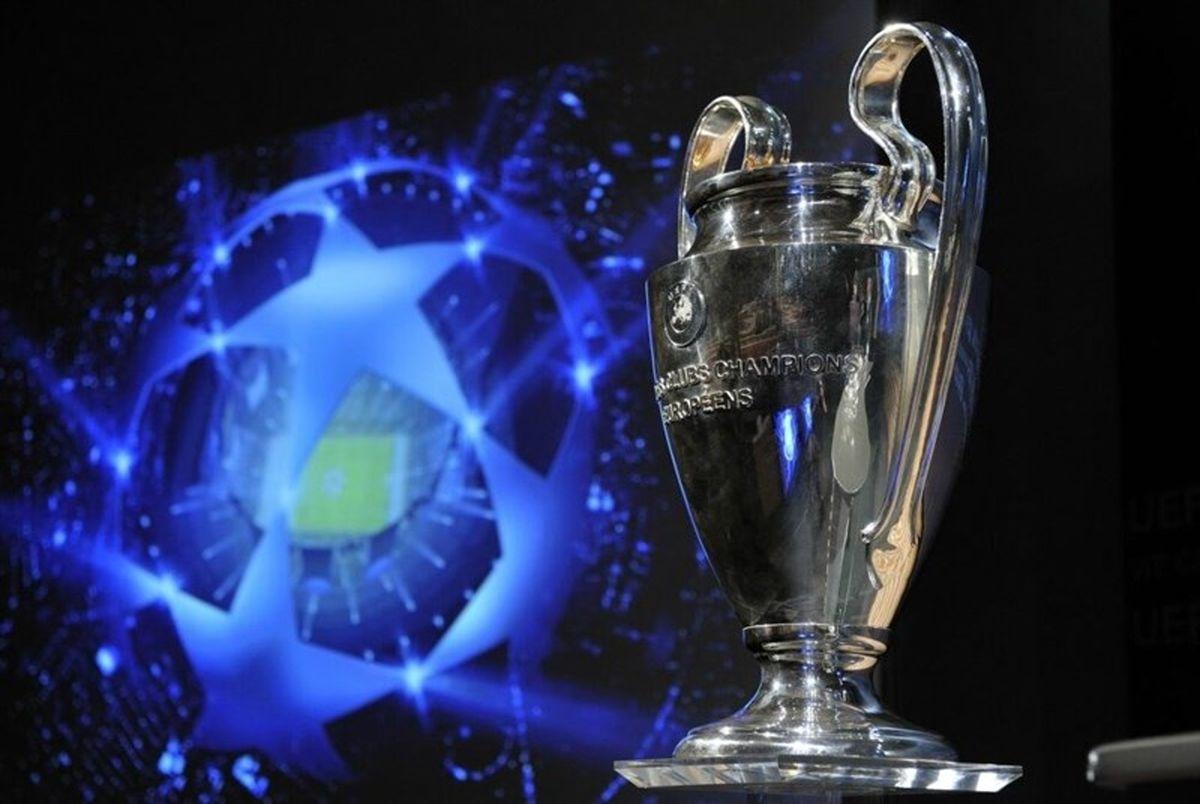 چهره 8 تیم صعود کننده لیگ قهرمانان اروپا مشخص شد