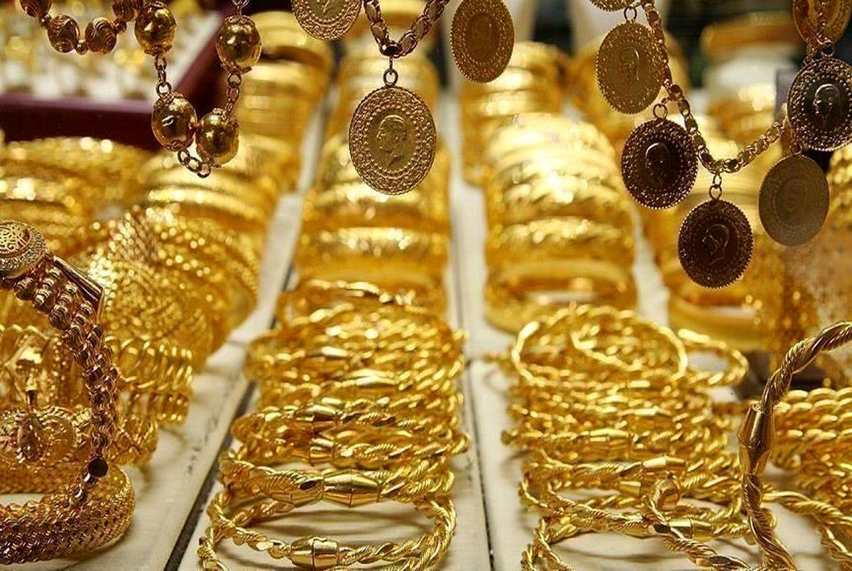 قیمت طلا 18 عیار و سکه امروز پنجشنبه 18 دی ماه 99