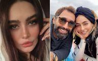سوتی سمانه پاکدل درباره رابطه پنهانی سحر قریشی و مهدی طارمی! +فیلم