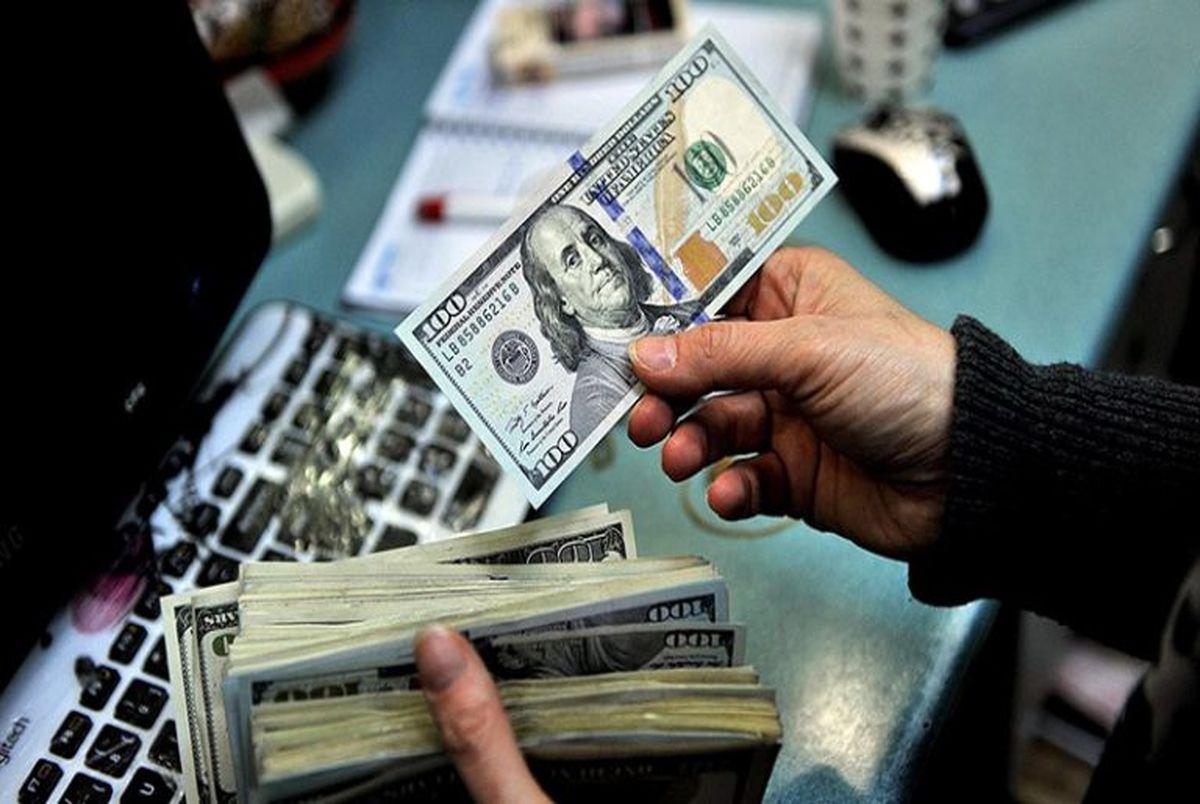 قیمت دلار صرافی ملی جمعه 19 دی