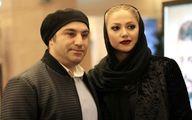 (عکس) همسر زیبای محسن تنابنده را دیده بودید؟