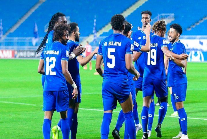 عجیبترین و بهترین شادی گل در لیگ قهرمانان آسیا