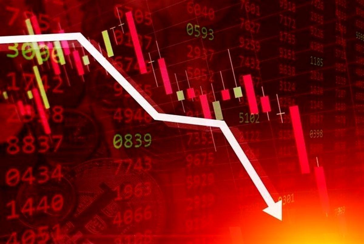 شاخص بازار بورس برای ششمین روز متوالی منفی شد