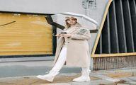 ترلان پروانه با لباس های کمتر دیده شده در خیابان! + عکس