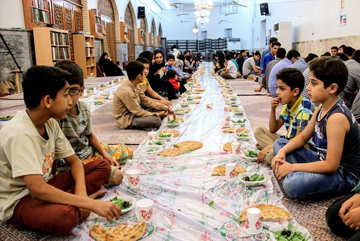 محدودیت برگزاری مراسم افطاری در کرج