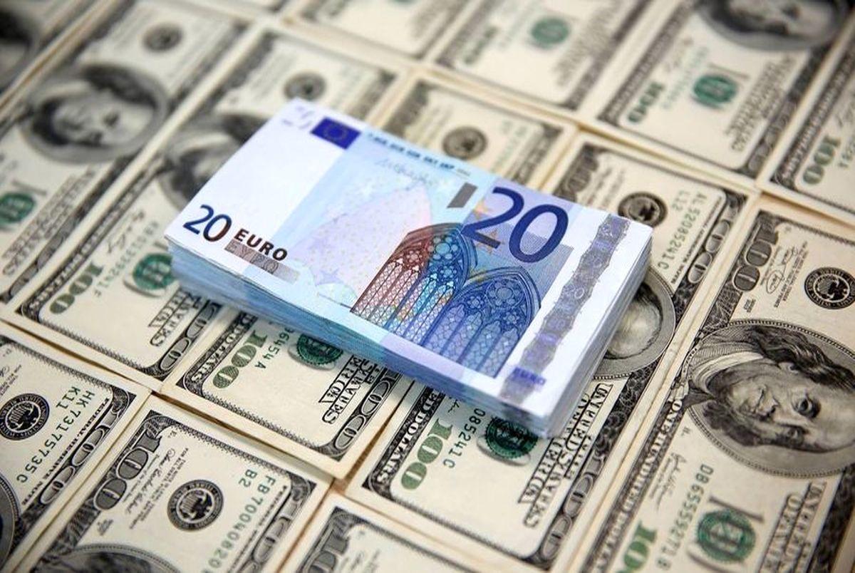 قیمت دلار، یورو، پوند امروز سه شنبه 17 فروردین 1400