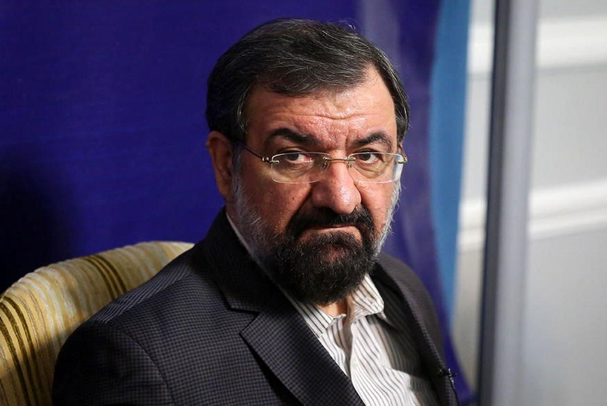 پاسخ جالب محسن رضایی در مورد حضور در انتخابات ۱۴۰۰+فیلم