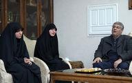 انتقاد تند دختر حاج قاسم سلیمانی به کاندیداتوری خواهرش نرجس