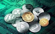 افت شدید قیمت ارزهای دیجیتال و مجازی در بازارهای جهانی
