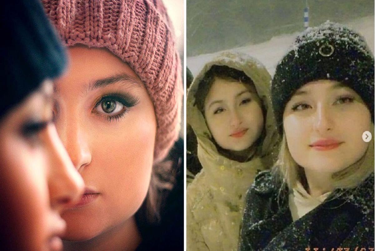 (ویدیو) مراسم حنابندان و دلتنگی عجیب سارا و نیکا!