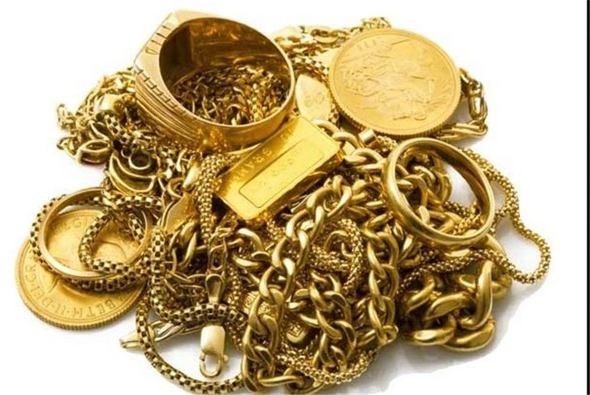 طلای دست دوم امروز شنبه 2 اسفند 99 چند؟