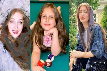 سپهر حیدری عکس خواهر زن هاشو رو کرد؛ همه خوشگل و چشم رنگی!