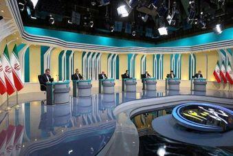 حمله تند نامزدها به یکدیگر در جریان سومین مناظره