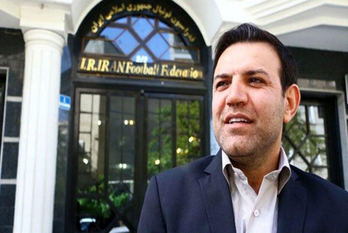 شهاب الدین عزیزی خادم رئیس جدید فدراسیون فوتبال کیست؟+ بیوگرافی