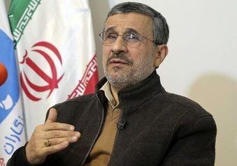 واکنش محمود احمدی نژاد به نتیجه انتخابات!