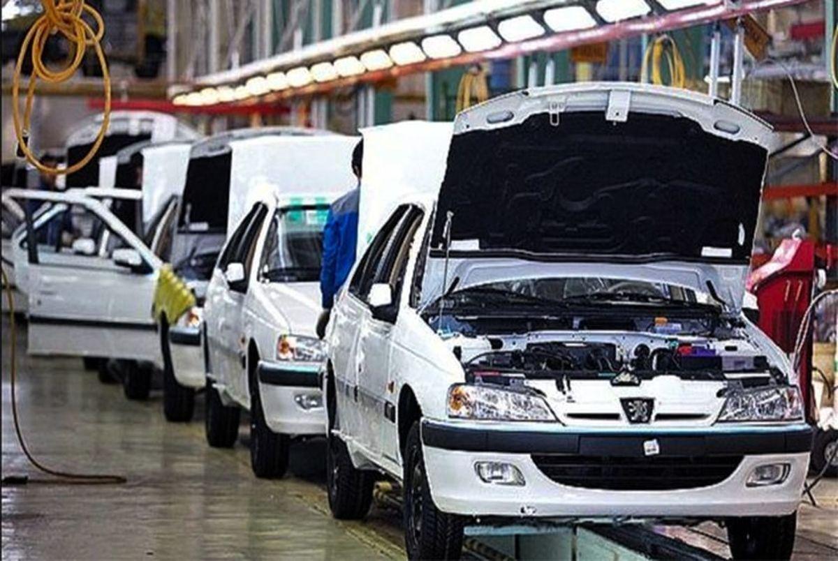 صادرات محصولات ایران خودرو به روسیه