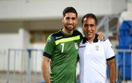 لژیونر ایرانی در امارات به وجد آمد؛ این آقا الگوی منه!