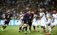 (ویدئو) سوتی عجیب گزارشگر تلویزیون در بازی پرسپولیس استقلال تاجیکستان