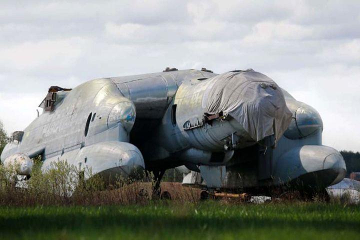هواپیمای غول پیکر شوروی که هرگز پرواز نکرد!