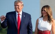 روابط سرد ترامپ و ملانیا بعد از ترک کاخ سفید