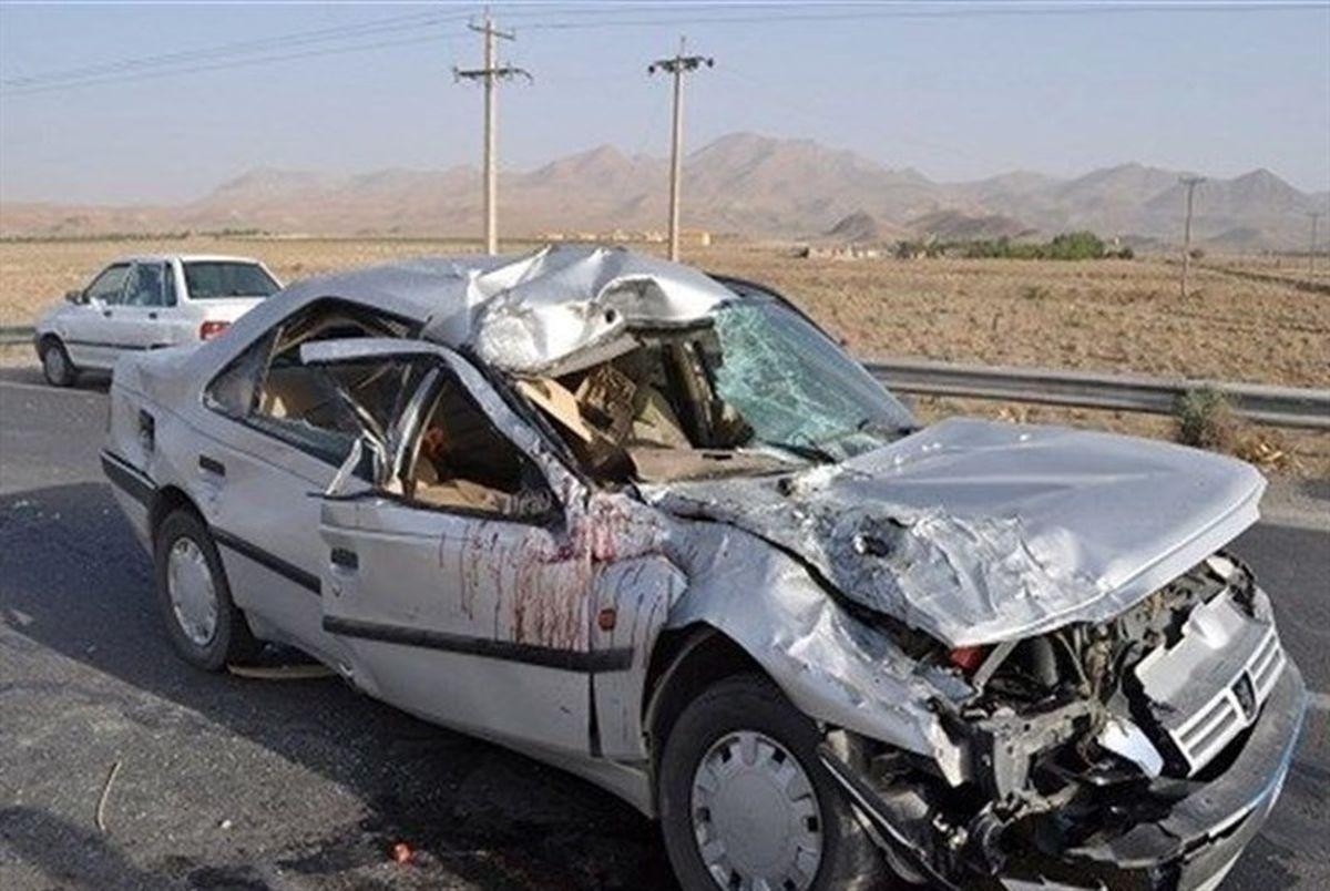فوتی حوادث رانندگی در کرمان از ویروس کرونا پیشی گرفت!
