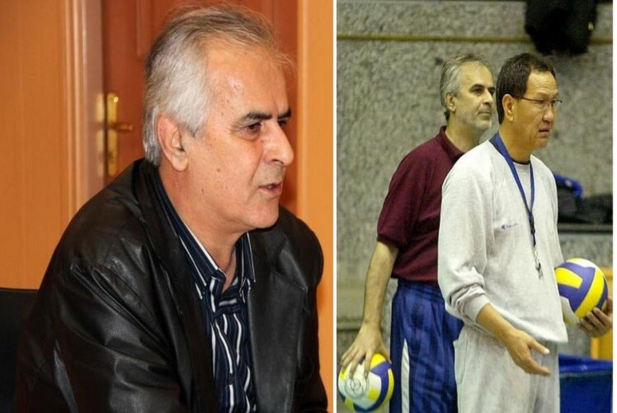 علت درگذشت حسن منصوری مربی والیبال چه بود؟