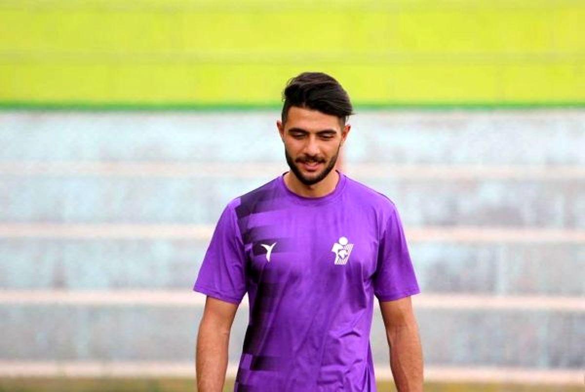 حجت حق وردی : در ایران فقط برای پرسپولیس بازی می کنم!