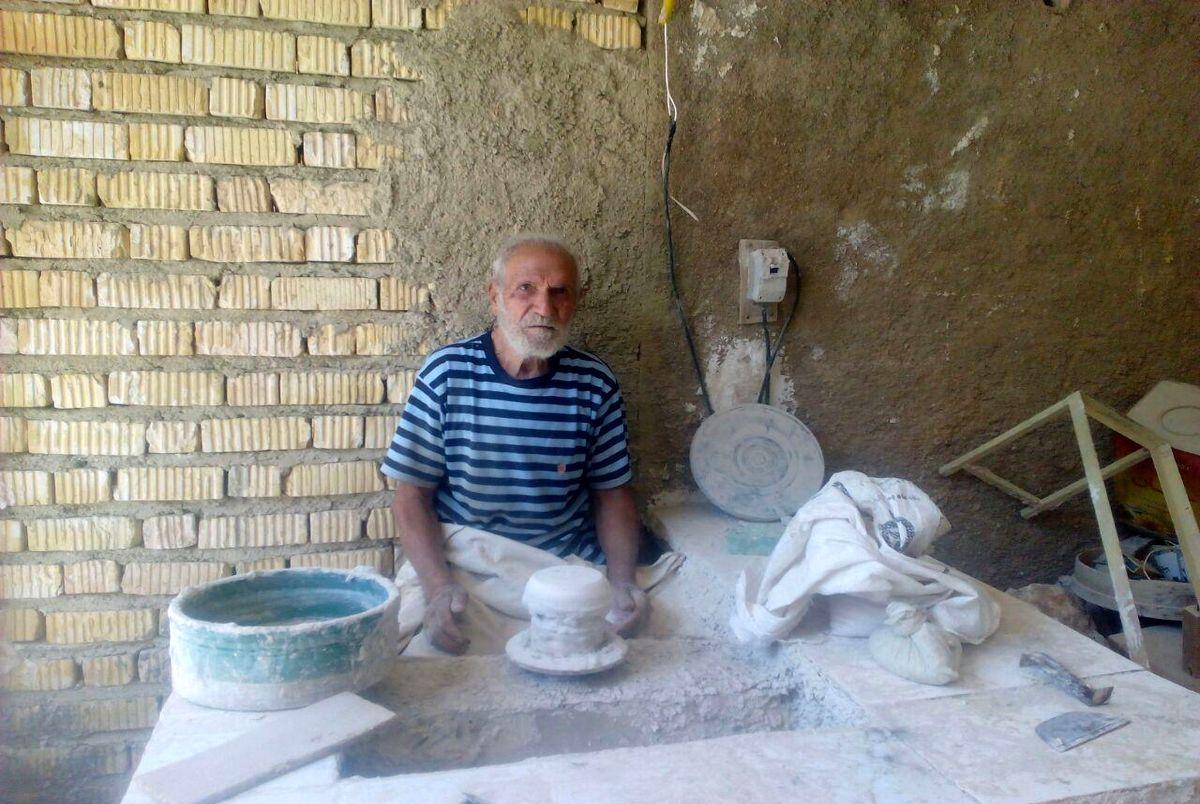 درگذشت استاد محمد باقر برکت