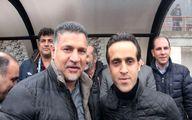 چرا شهریار از علی کریمی در انتخابات حمایت نکرد؟