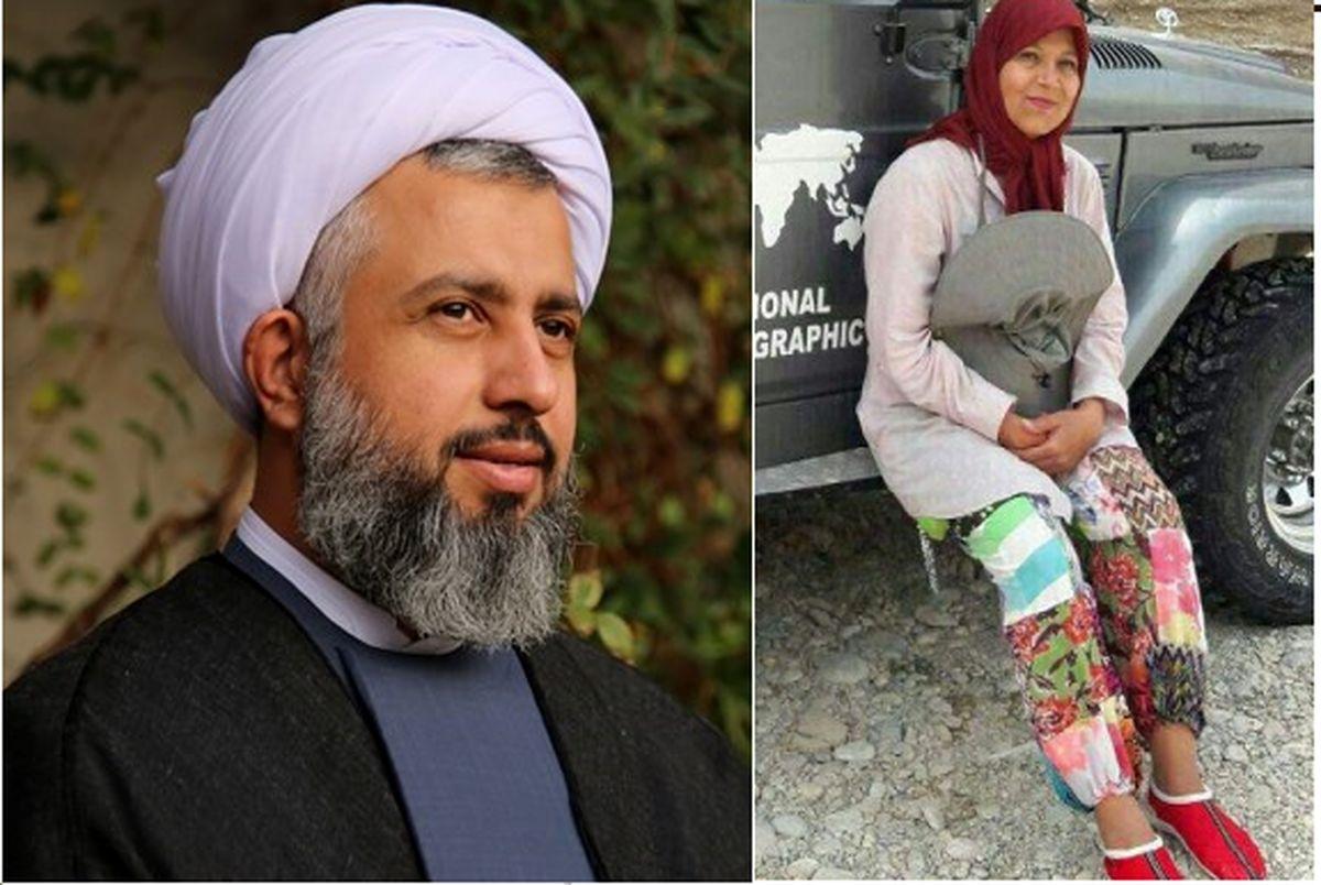 حاج قاسم نبود فائزه هاشمی کنیز داعش بود!