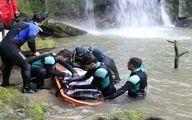 مرگ جوان 25 ساله تهرانی هنگام شنا در هفتآبشار مازندران