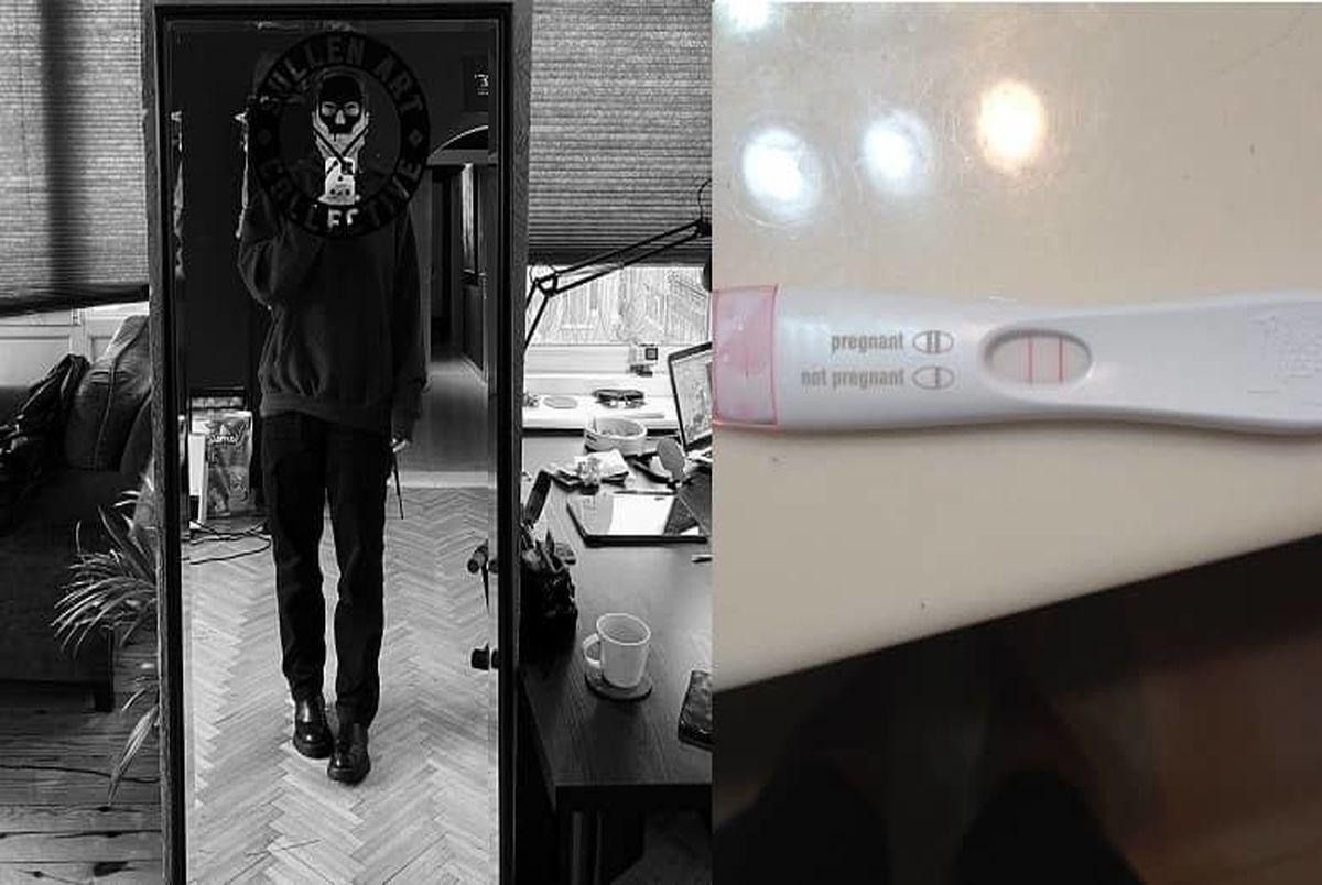 بارداری ریحانه پارسا دروغ 13؟