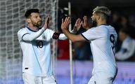 حضور دوباره فوق ستاره و ستاره آرژانتین در تمرینات!