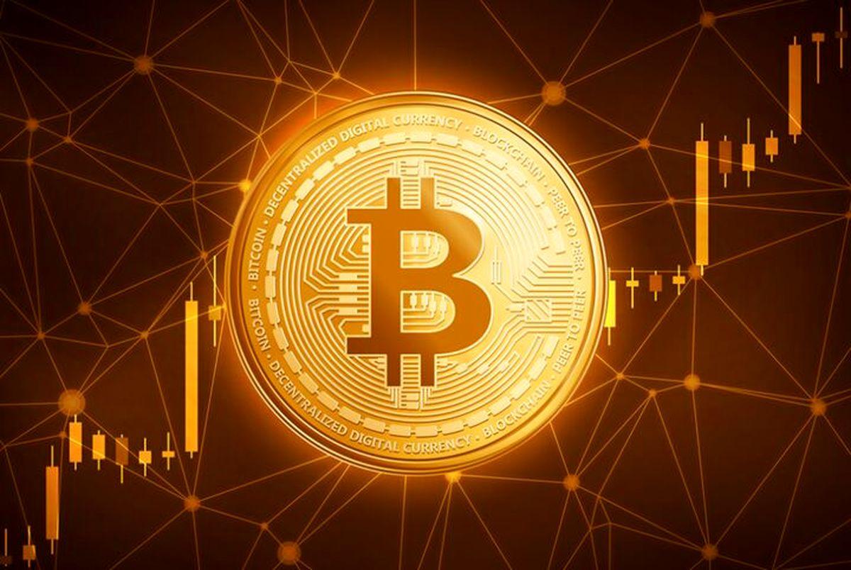 عبور بیت کوین از مرز ۵۷ هزار دلار