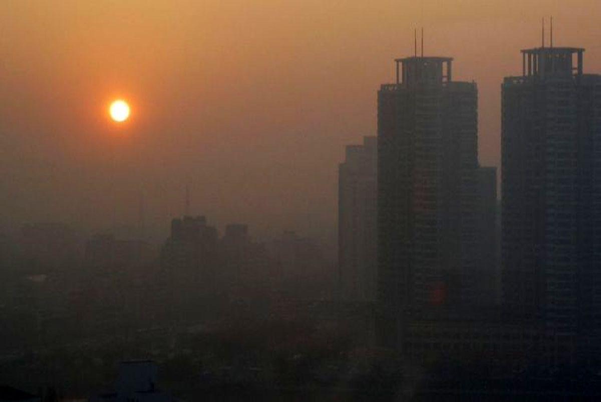 هوای تهران «خطرناک» شد!